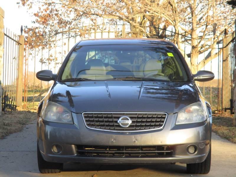 Blue Ridge Nissan >> 2005 Nissan Altima 2 5 Sl 4dr Sedan In Kansas City Mo