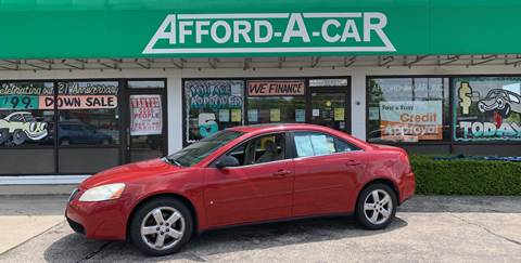 2006 Pontiac G6 for sale in New Carlisle, OH