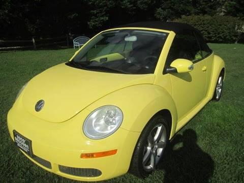 2008 Volkswagen New Beetle for sale in Lewes, DE