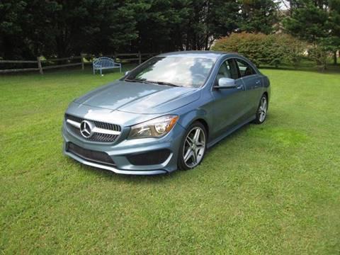 2014 Mercedes-Benz CLA for sale in Lewes, DE