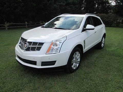 2010 Cadillac SRX for sale in Lewes, DE