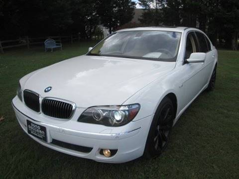 2008 BMW 7 Series for sale in Lewes, DE