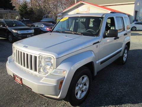 2009 Jeep Liberty for sale in Lewes, DE