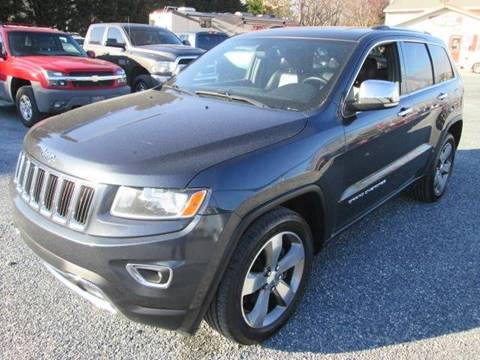 2014 Jeep Grand Cherokee for sale in Lewes, DE