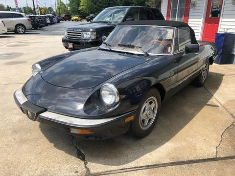 1983 Alfa Romeo Spider for sale in Lewes, DE