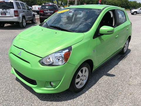 2015 Mitsubishi Mirage for sale in Lewes, DE