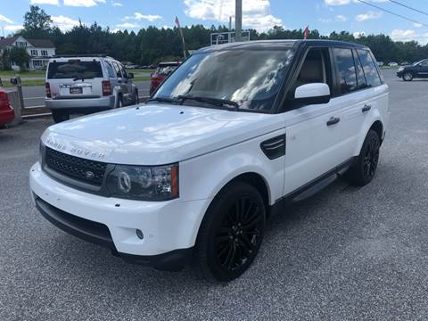 2011 Land Rover Range Rover Sport for sale in Lewes, DE