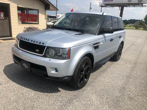 2010 Land Rover Range Rover Sport for sale in Lewes, DE