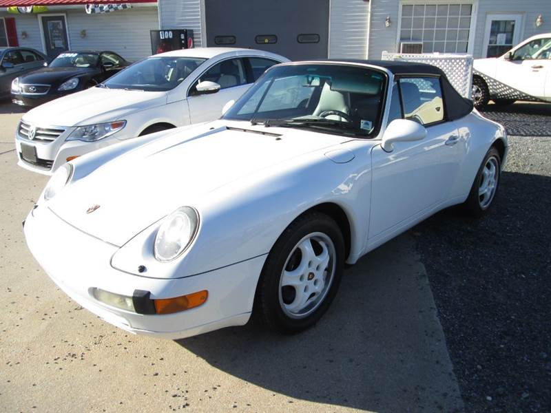 1995 Porsche 911 Carrera 2dr Convertible - Lewes DE