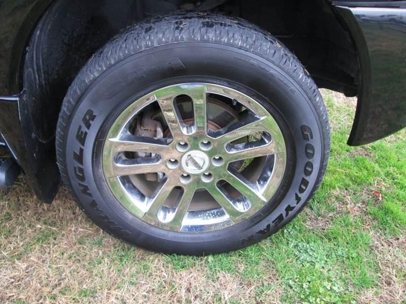 2010 Nissan Titan 4x4 LE 4dr Crew Cab SWB Pickup - Lewes DE