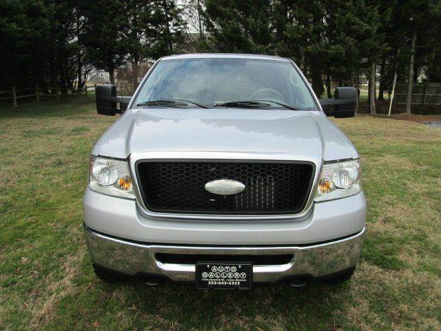 2007 Ford F-150 XLT 4dr SuperCrew 4WD Styleside 5.5 ft. SB - Lewes DE