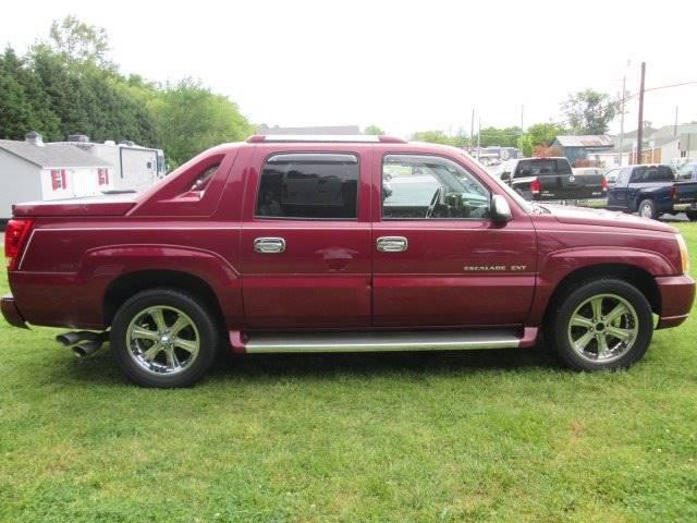 2006 Cadillac Escalade EXT AWD 4dr Crew Cab SB - Lewes DE