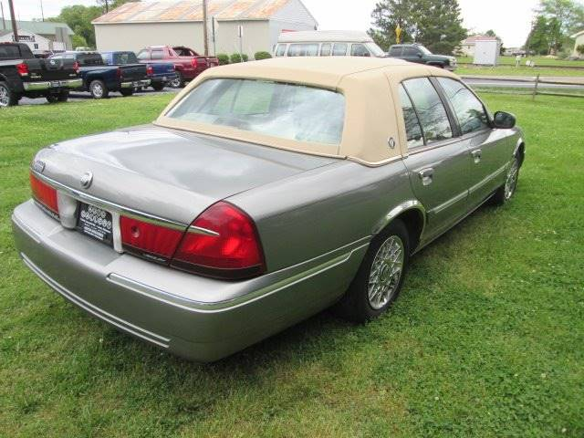 2001 Mercury Grand Marquis GS 4dr Sedan - Lewes DE