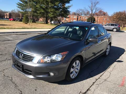 2010 Honda Accord for sale in Hyattsville, MD