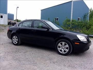 2008 Kia Optima for sale in Spencer, IN