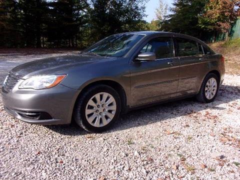 2013 Chrysler 200 for sale in Spencer, IN