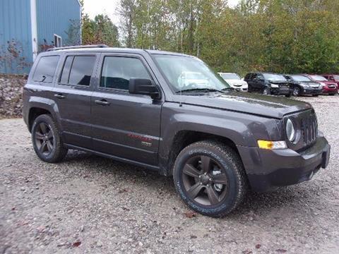 2017 Jeep Patriot for sale in Spencer, IN