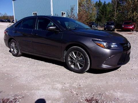 2017 Toyota Camry for sale in Spencer, IN