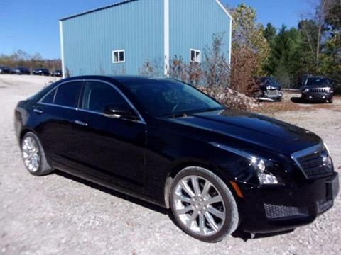 2014 Cadillac ATS for sale in Spencer, IN