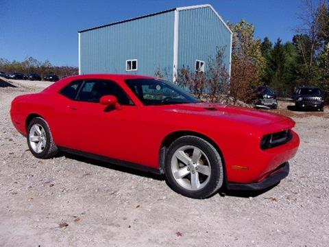 2014 Dodge Challenger for sale in Spencer, IN