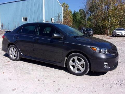 2013 Toyota Corolla for sale in Spencer, IN