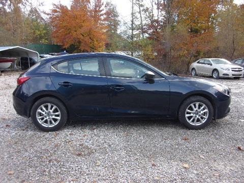 2015 Mazda MAZDA3 for sale in Spencer, IN