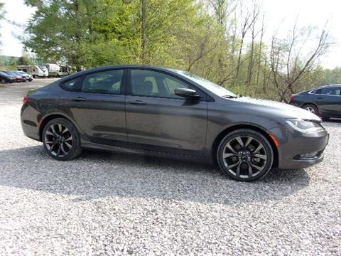 2015 Chrysler 200 for sale in Spencer, IN