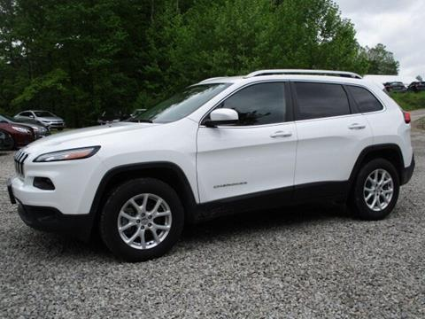 2017 Jeep Cherokee for sale in Spencer, IN