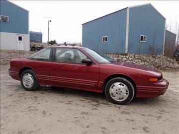 1995 Oldsmobile Cutlass Supreme for sale in Spencer, IN