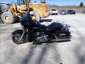 2011 Harley-Davidson FLHTCU for sale in Spencer, IN