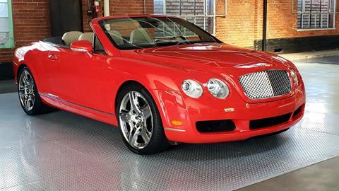 2007 Bentley Continental for sale in Los Angeles, CA