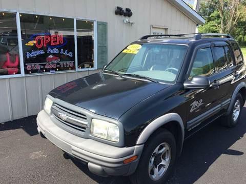 2003 Chevrolet Tracker for sale in Terre Haute, IN