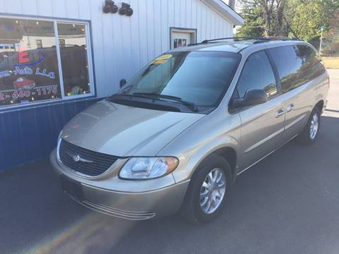 2003 Chrysler Town and Country for sale in Terre Haute, IN