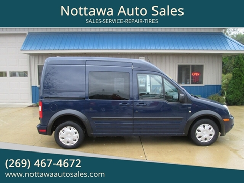 2013 Ford Transit Connect for sale in Nottawa, MI