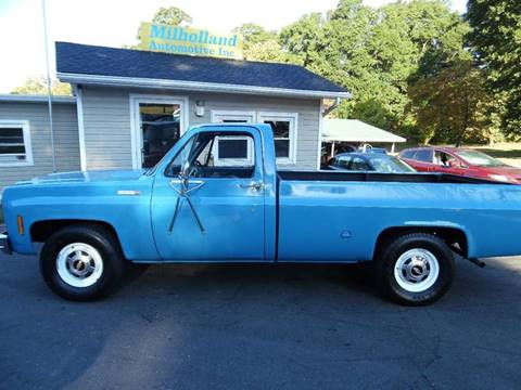 1977 Chevrolet C/K 20 Series for sale in Lincolnton, NC