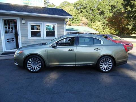 2013 Lincoln MKS for sale in Lincolnton, NC