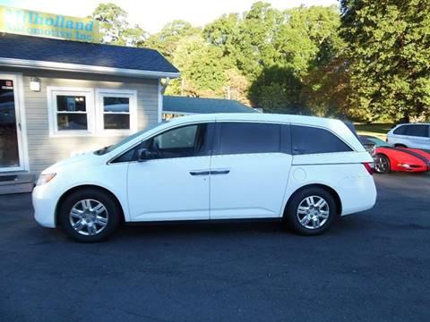 2013 Honda Odyssey for sale in Lincolnton, NC