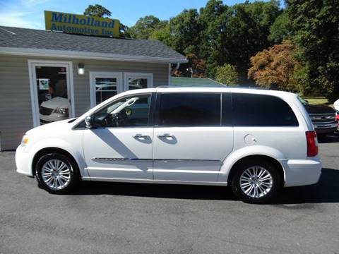 2013 Chrysler Town and Country for sale in Lincolnton, NC