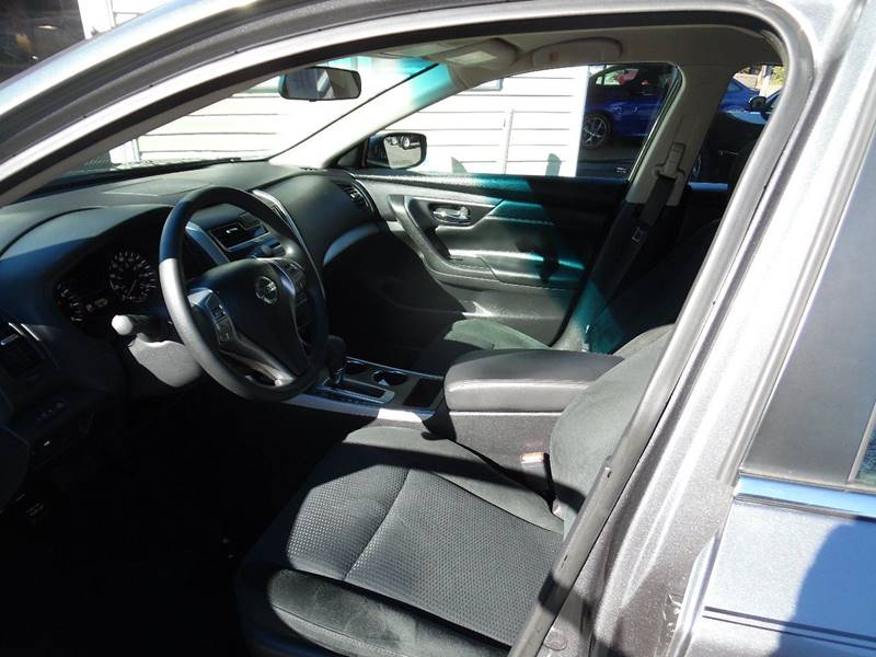 2015 Nissan Altima 2.5 S 4dr Sedan - Lincolnton NC