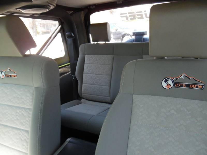2010 Jeep Wrangler 4x4 Sport 2dr SUV - Lincolnton NC