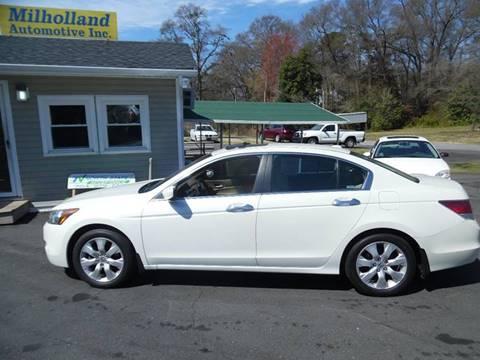 2009 Honda Accord for sale in Lincolnton, NC