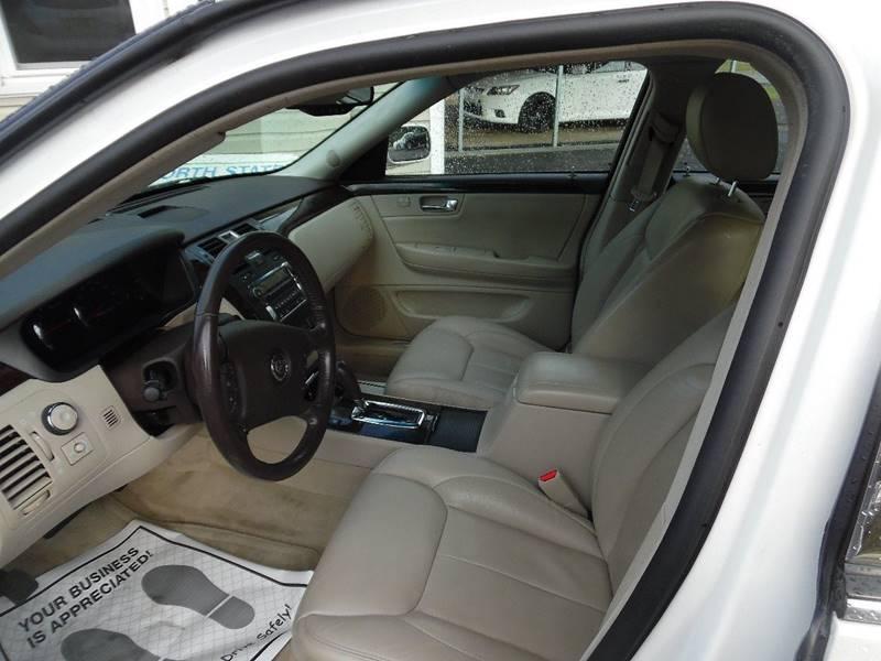 2008 Cadillac DTS 4dr Sedan - Lincolnton NC