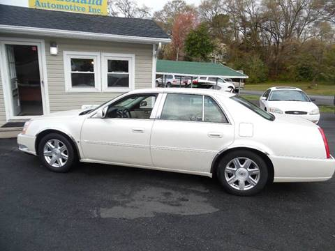 2008 Cadillac DTS for sale in Lincolnton, NC