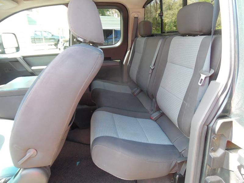 2005 Nissan Titan 4dr King Cab SE 4WD SB - Lincolnton NC