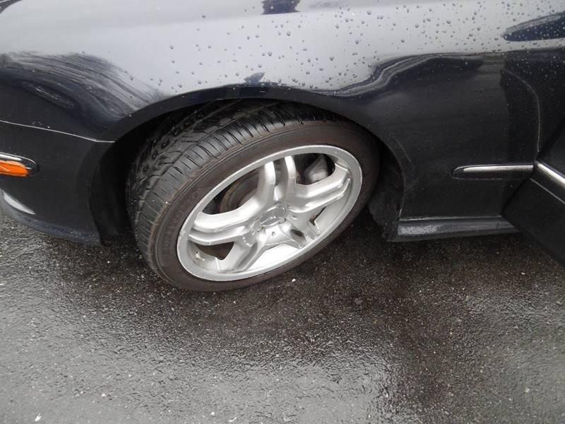 2009 Mercedes-Benz CLK CLK 550 2dr Coupe - Lincolnton NC