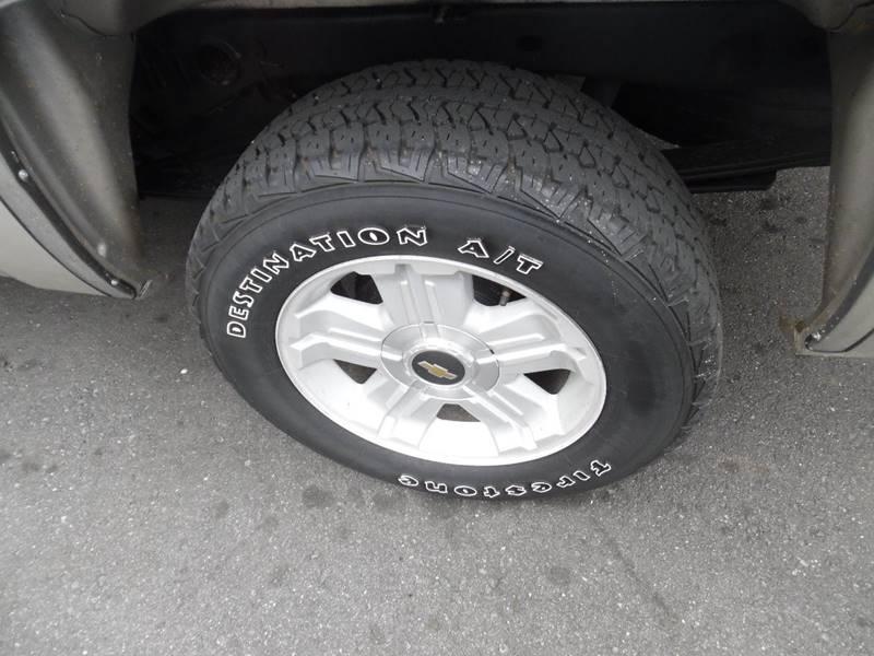 2007 Chevrolet Silverado 1500 LTZ 4dr Extended Cab 4WD 6.5 ft. SB - Lincolnton NC