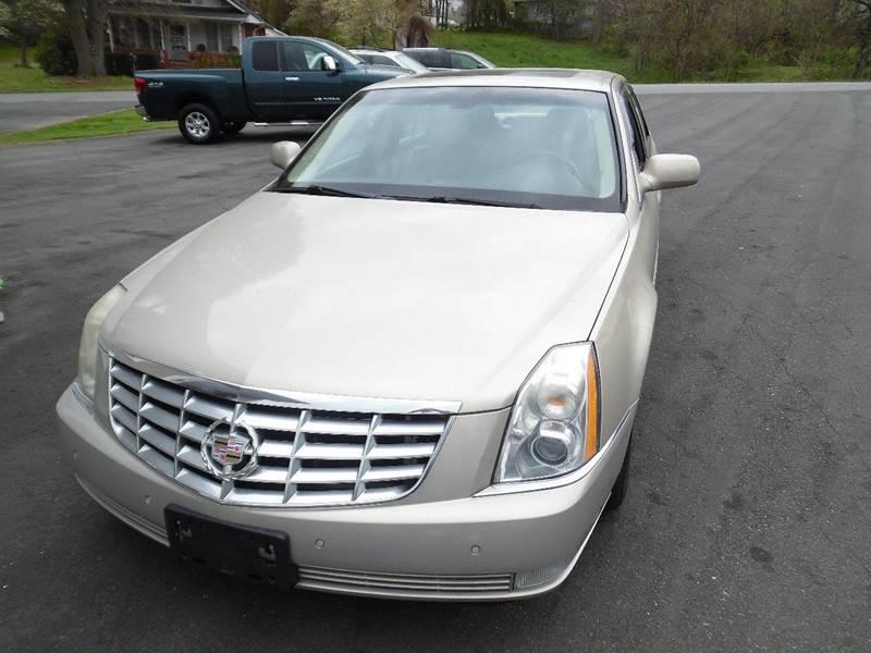 2007 Cadillac DTS 4dr Sedan - Lincolnton NC