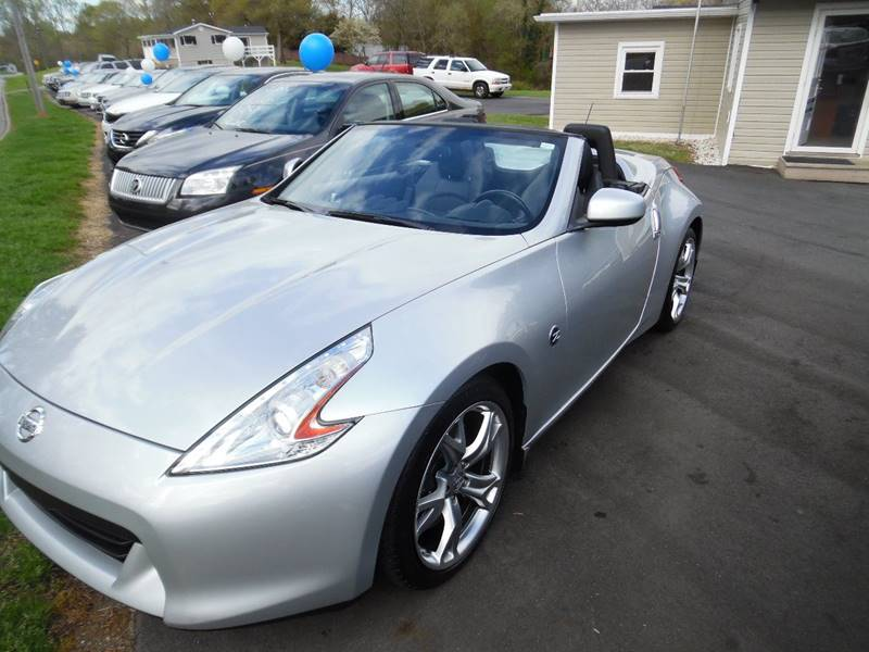 2010 Nissan 370Z Roadster Touring 2dr Convertible 6M - Lincolnton NC