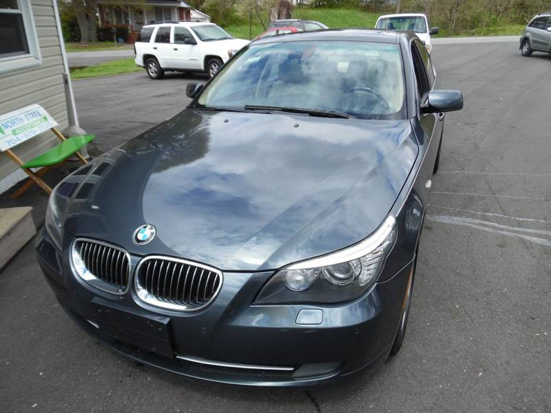 2008 BMW 5 Series AWD 535xi 4dr Sedan - Lincolnton NC