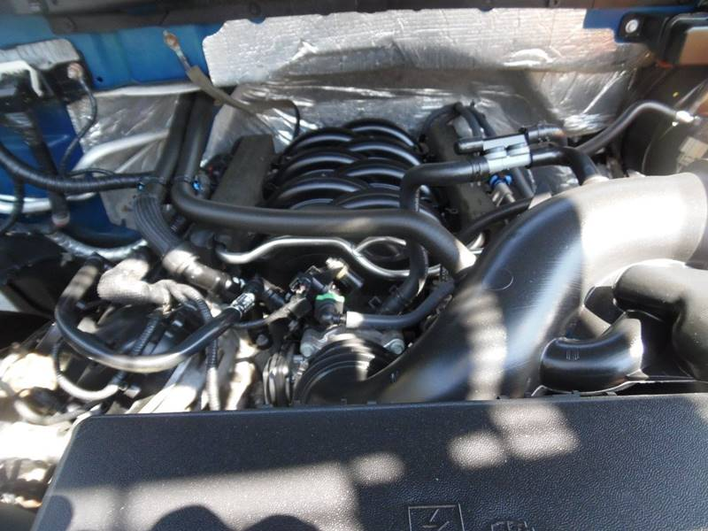 2013 Ford F-150 4x4 STX 4dr SuperCab Styleside 6.5 ft. SB - Lincolnton NC